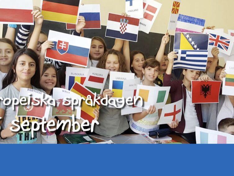 Uppmärksamma Internationella språkdagen på din skola