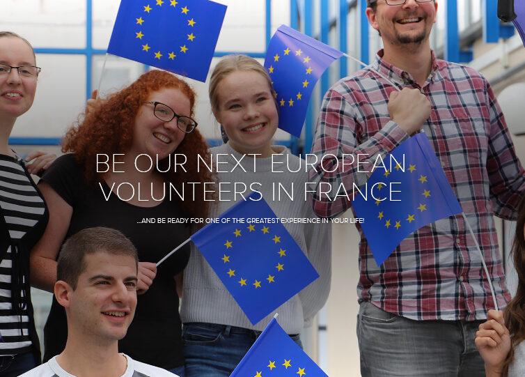 Volontärprojekt för unga 18-30
