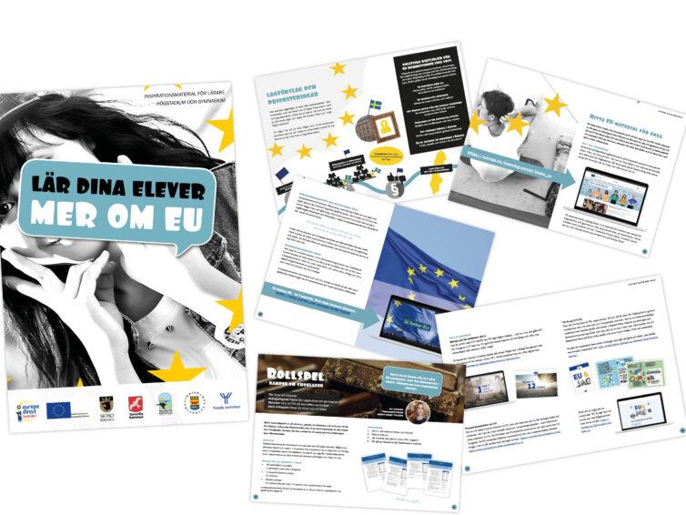 Inspirationsfolder – lär dina elever mer om EU