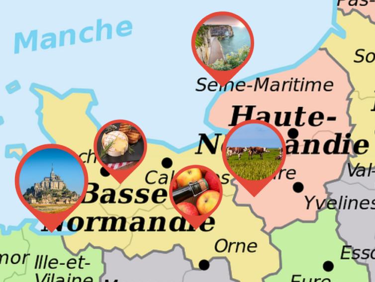 Två unga volontärer sökes för projektarbete i Normandie