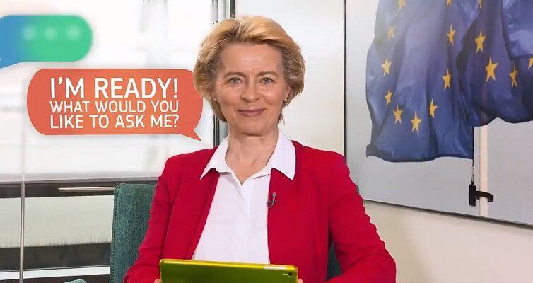 Ställ DIN fråga om EU och få svar #AskThePresident