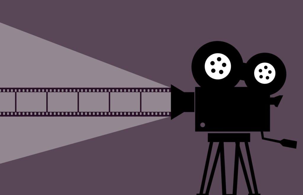 Tecknad filmprojektor