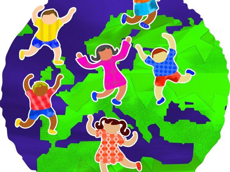 Ungas perspektiv lyfts till makthavare på EU- och nationell nivå