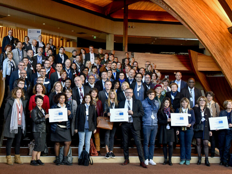 Nu är ansökan öppen! Bli en ambassadörsskola för Europaparlamentet