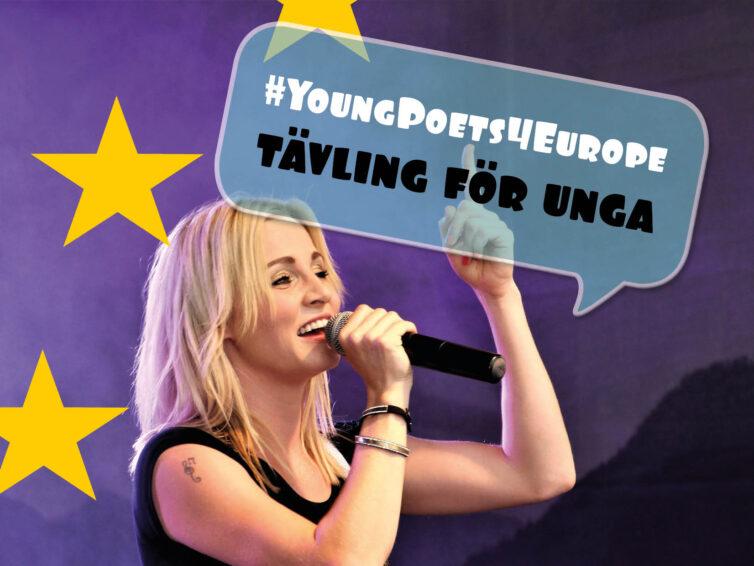 Höj din röst – tävling för unga!